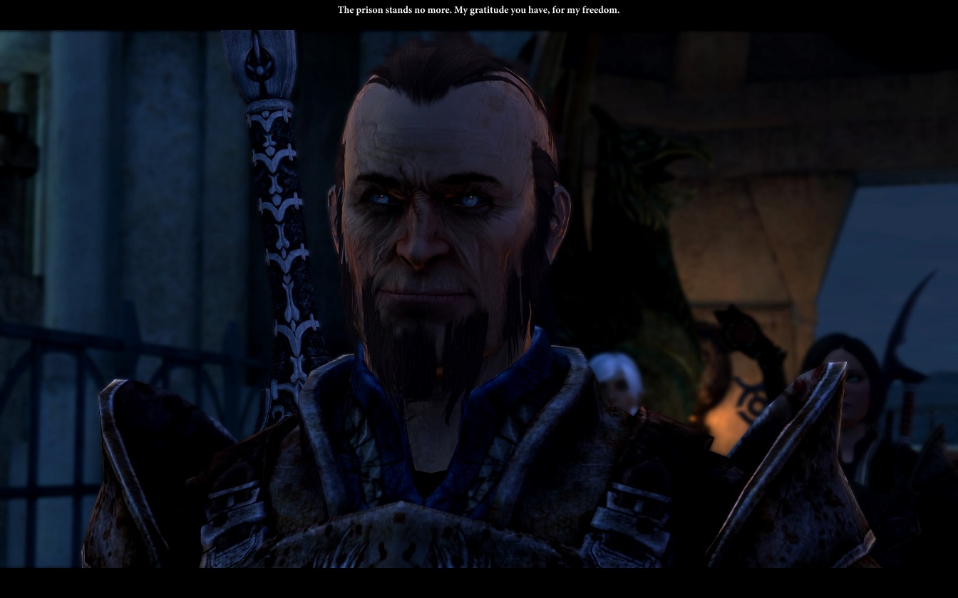 I never realised this before playing DAI...